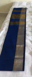 Ladies Blue Designer Saree
