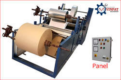 Combo Silver Paper Plate Lamination Machine