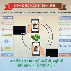 24 Hours Retailer-ship Online Money Transfer Services