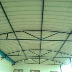 Mild Steel Factory Roofing Shed