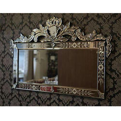 Decorative Rectangular Venetian Mirror