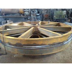 Coal Gasifier Base Ring