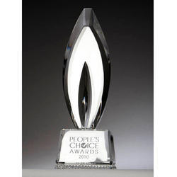 Acrylic People Choice Award Trophy