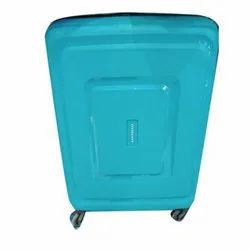 Sky Blue Aristocrat Trolley Bag, For Travelling, Size: 20-24 Inch