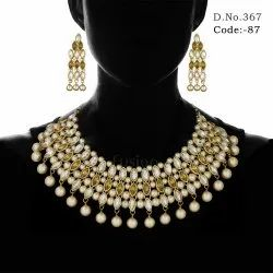 Antique Traditional Ethnic Designer Necklace Set