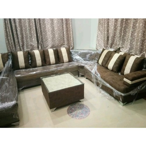 Modern U Shaped Sofa Set Warranty 1 Year Rs 4000 Set Id
