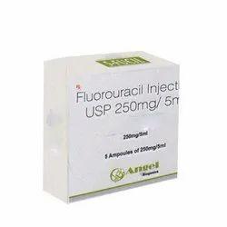 Fluorouracil Inj  250mg