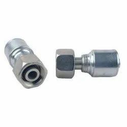 Socketweld Iron Hydraulic Fitting, Elbow