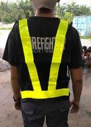 Reflective Jacket 3 Sided Udyogi