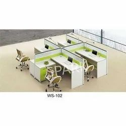 WS-102 Office Workstation Furniture