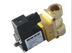 Screw Compressor Solenoid Valve