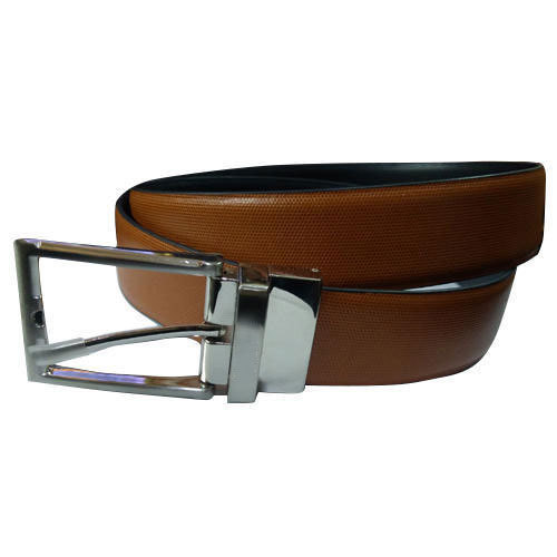 Brown Men's Belt