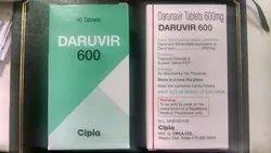 Daruvir 600 mg Tablet