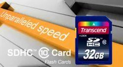 SDHC Class 10 card