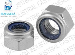 Stainless Steel Nylock Nuts, Size: M6 To M100