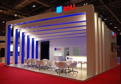 Exhibition Stall Lights : Exhibition stall fabrication service pavement signs manufacturer