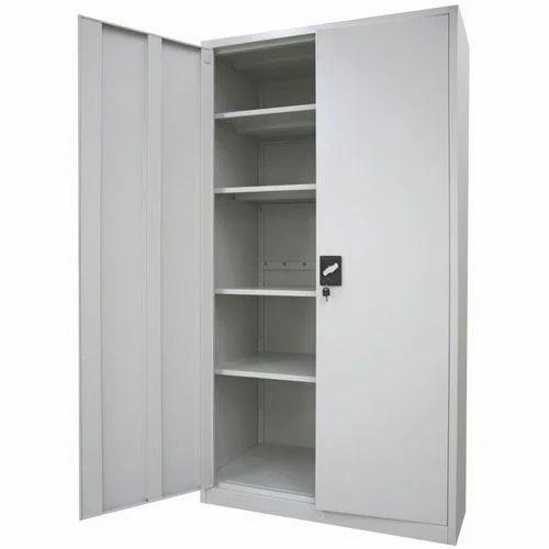 Double Door Metal Cupboard at Rs 7500/piece   Metal ...