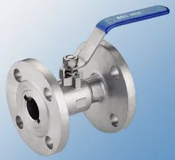 1PC Flanged Ends Ball Valve
