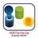 Long Neck Flip Top Edible Oil Cap