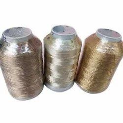 Kasab Zari Thread, For Textile Industry