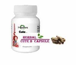 Hashmi Cute B Capsule, Treatment: Herbal