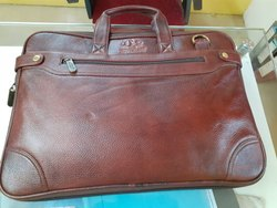 Leather And Leatherette Laptop Bags