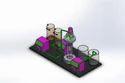 Slurry De Watering Lab Test Unit