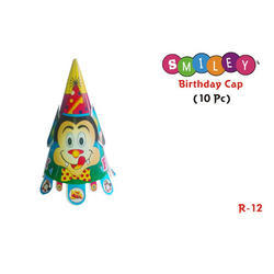 Fancy Birthday Cap Shape Conical Rs 1 Piece Vijay Enterprises
