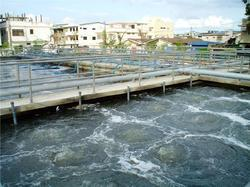 Semi- Automatic Wastewater Treatment Plant