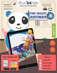 Self Help English The Magic Rhymes A, Primary Stage