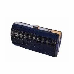 Azzra Black Box Clutch