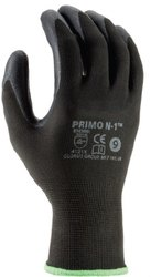 SKYTEC Primo N-1 Nitrile Foam Palm Coated Cut-1 Hand Gloves