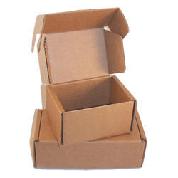 Packaging, Custom, Carton Box, Wall Type :- 3 - 12 Ply
