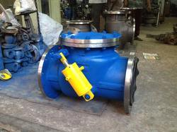 Metal Seated Check Valve
