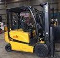 Yale 3 Ton Electric Forklift Rental