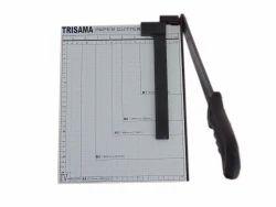 Trisama Paper Cutter A4 size Metal Base