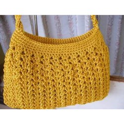 Knitting Yarn Designer Crafted Bags