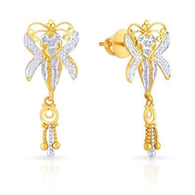 5db286ef1c90f Malabar Gold & Diamonds - Retailer of Malabar Diamond Earrings ...