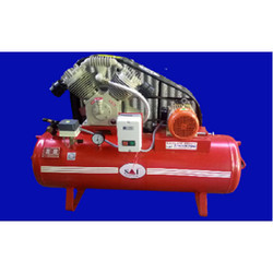 Two Stage High Pressure Compressor