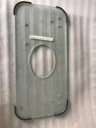 Transparent Glass - Furnace Observation Glass Manufacturer from Anand
