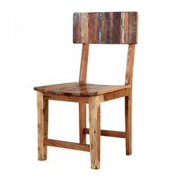 Reclaimed Wood Dinning Chair