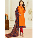 Straight Cut Salwar Suit