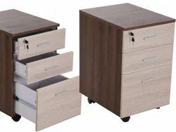 Storage Drawer Unit - Revolving Type