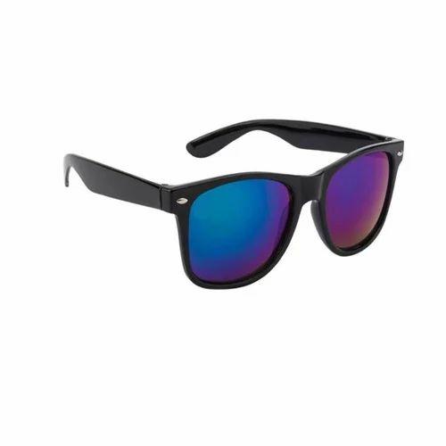 d3e7ef87a6 Male Blue Mercury Wayfarer Sun Goggles