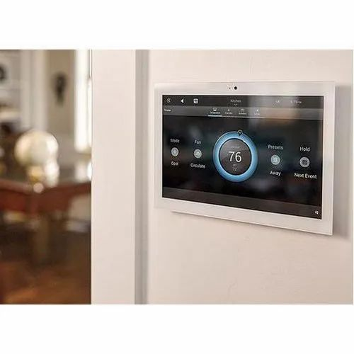 LCD Wireless Indoor Home Automation System, Automatic, For Used For Home Automation