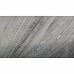 White Grey Aspur Marble Slab, Usage: Kitchen Top, Countertop, Flooring