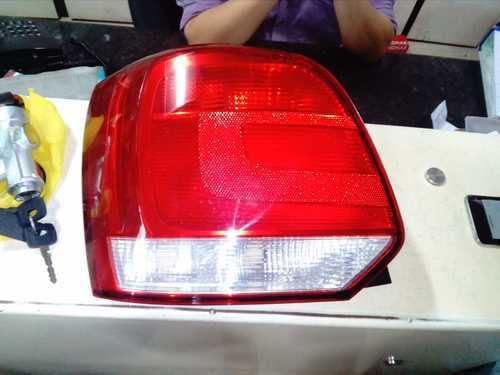 Volkswagen Polo Backlight Assembly