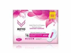 Overflow Anion Sanitary Napkins