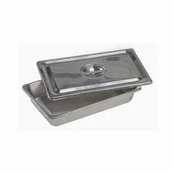 Ideal Surgical Stainless Steel Instrument Tray, Model: 1002-HPT