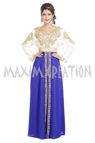 Modern Party Wear Prom Dress for Ladies 6377 at Rs 3600 /piece ...